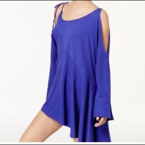 Free People one shoulder tunic
